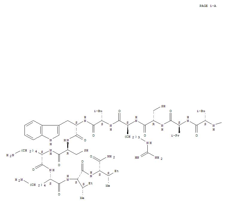 221872-97-5,Phrixotoxin 1 (reduced)(9CI),L-Isoleucinamide,L-tyrosyl-L-cysteinyl-L-glutaminyl-L-lysyl-L-tryptophyl-L-methionyl-L-tryptophyl-L-threonyl-L-cysteinyl-L-a-aspartyl-L-seryl-L-alanyl-L-arginyl-L-lysyl-L-cysteinyl-L-cysteinyl-L-a-glutamylglycyl-L-leucyl-L-valyl-L-cysteinyl-L-arginyl-L-leucyl-L-tryptophyl-L-cysteinyl-L-lysyl-L-lysyl-L-isoleucyl-;Phrixotoxin 1 (Phrixotrichus auratus); Phrixotoxin PaTx1