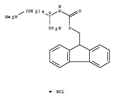 Fmoc-N',N'-dimethyl-L-lysine hydrochloride
