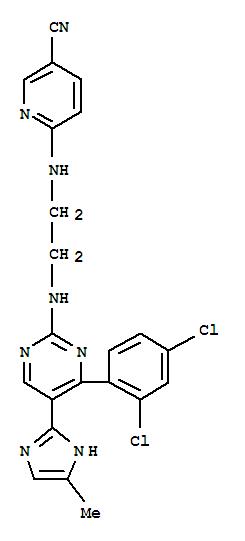 CHIR-99021 CAS NO 252917-06-9(252917-06-9)