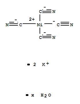 Potassium tetracyanonickelate(II) hydrate