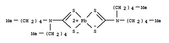 Lead diamyldithiocarbamate(36501-84-5)