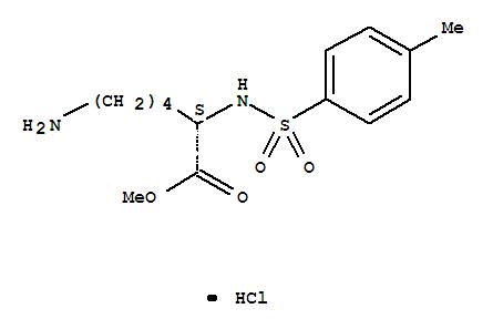 N-[P-TOLUENESULFONYL]-L-LYSINE METHYL ESTER HYDROCHLORIDE(5266-48-8)