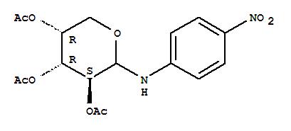 111955-23-8,D-Arabinopyranosylamine,N-(4-nitrophenyl)-, 2,3,4-triacetate,