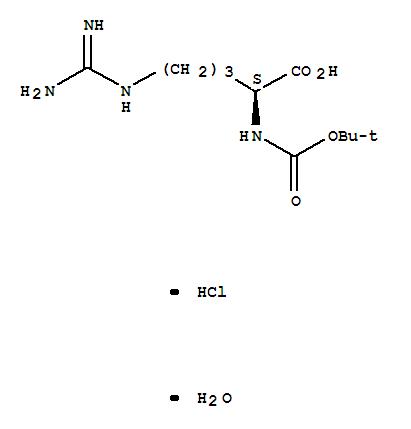 l arginine structure  Molecular Structure of 114622-81-0