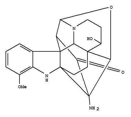 162665-99-8,6H,13aH-4,12-Epoxy-3a,5a-ethano-5,11-methano-1H-indolizino[8,1-cd]carbazol-15-one,5-amino-2,3,4,5,11,12-hexahydro-3-hydroxy-7-methoxy-,(3S,3aS,4R,5R,5aS,10bR,11R,12R,13aR)- (9CI),6H,13aH-4,12-Epoxy-3a,5a-ethano-5,11-methano-1H-indolizino[8,1-cd]carbazol-15-one,5-amino-2,3,4,5,11,12-hexahydro-3-hydroxy-7-methoxy-, [3S-(3a,3aa,4b,5a,5aa,10bS*,11b,12b,13aa)]-; Mersingine B