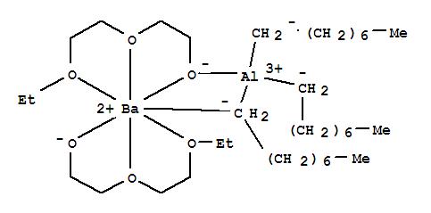 438568-53-7,Barium,(dioctylaluminum)[m-[2-[2-(ethoxy-kO)ethoxy-kO]ethanolato-kO:kO]][2-[2-(ethoxy-kO)ethoxy-kO]ethanolato-kO]-m-octyl-,