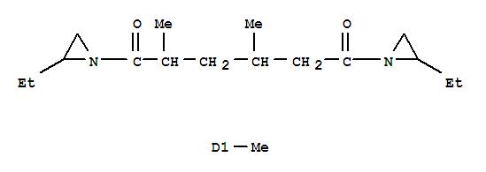 71463-62-2,Aziridine,1,1'-[2,2,4(or 2,4,4)-trimethyl-1,6-dioxo-1,6-hexanediyl]bis[2-ethyl-,