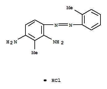 1,3-Benzenediamine,2-methyl-4-[2-(2-methylphenyl)diazenyl]-, hydrochloride (1:1)