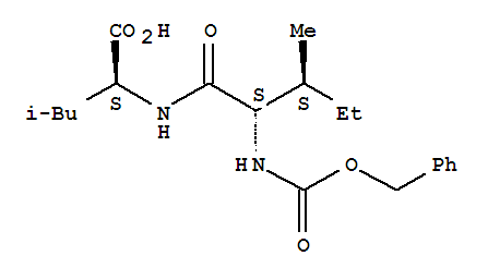 L-Leucine,N-[(phenylmethoxy)carbonyl]-L-isoleucyl- (9CI)