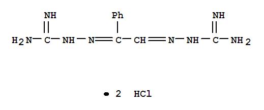 71312-77-1,Hydrazinecarboximidamide,2,2'-(1-phenyl-1,2-ethanediylidene)bis-, dihydrochloride (9CI),Guanidine,1,1'-[(phenylethanediylidene)dinitrilo]di-, dihydrochloride (7CI)