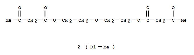 85371-63-7,Butanoic acid, 3-oxo-,oxybis(methyl-2,1-ethanediyl) ester (9CI),oxybis(methylethylene) diacetoacetate