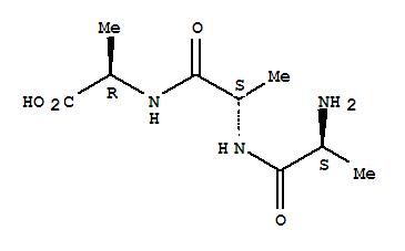 D-Alanine,L-alanyl-L-alanyl-(6745-19-3)