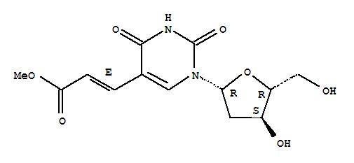 (E)-5-(2-CARBOMETHOXYVINYL)-2'-DEOXYURIDINE