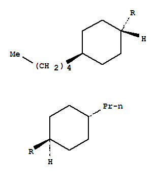 trans,trans-4-Propyl-4'-pentylbicyclohexyl