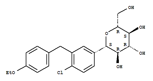 dapagliflozin(461432-26-8)