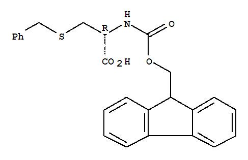 Fmoc-Cys(BZl)