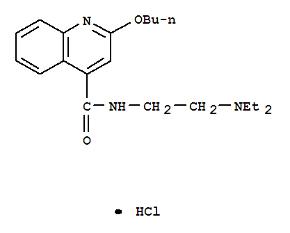 Dibucaine HCl with fast delivery/best price on hot selling(61-12-1)