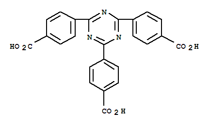 2,4,6-TRIS(4-CARBOXYPHENYL)-1,3,5-TRIAZINE