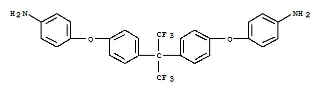 69563-88-8,2,2-Bis[4-(4-aminophenoxy)phenyl]hexafluoropropane,2,2-Bis[4-(4-aminophenoxy)phenyl]hexafluoropropane;4,4'-Hexafluoroisopropylidenebis(p-phenyleneoxy)dianiline;4,4'-[4,4'-(Perfluoropropane-2,2-diyl)bis(4,1-phenyleneoxy)]dianiline;