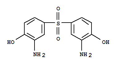3,3'-Diamino-4,4'-dihydroxydiphenyl sulfone(7545-50-8)