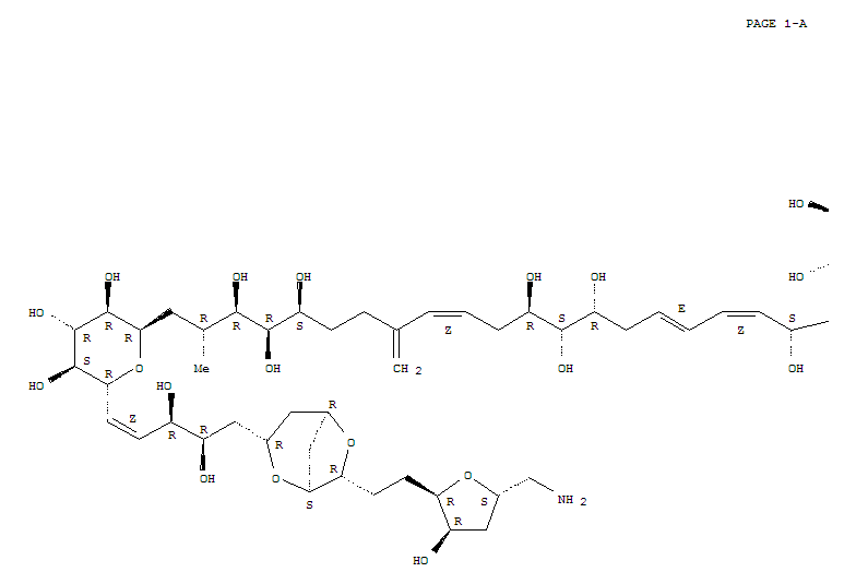 Molecular Structure of 77734-91-9 (PTX)