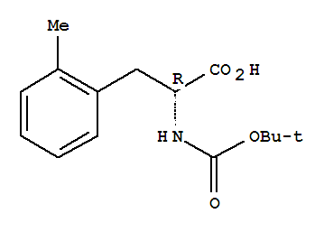 D-Phenylalanine,N-[(1,1-dimethylethoxy)carbonyl]-2-methyl- product picture