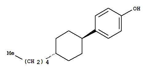 4-(trans-4-Pentylcyclohexyl)phenol(82575-69-7)