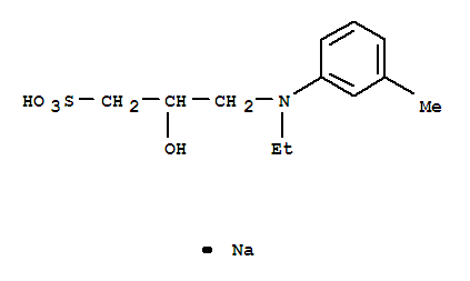 Sodium 3-(N-ethyl-3-methylanilino)-2-hydroxypropanesulfonate
