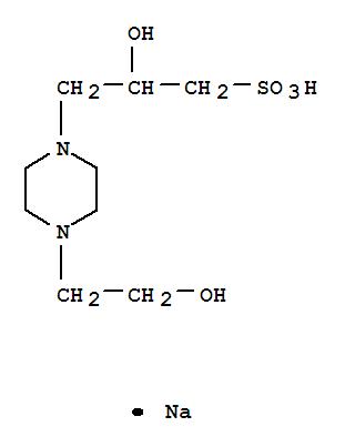 HEPPSO Sodium salt N-[2-HYDROXYETHYL]PIPERAZINE-N'-[2-HYDROXYPROPANESULFONIC ACID] SODIUM SALT HEPPSO-NA 89648-37-3 99% min(89648-37-3)