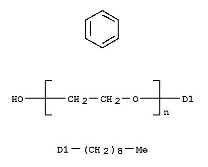 Molecular Structure of 9016-45-9 (Poly(oxy-1,2-ethanediyl),a-(nonylphenyl)-w-hydroxy-)