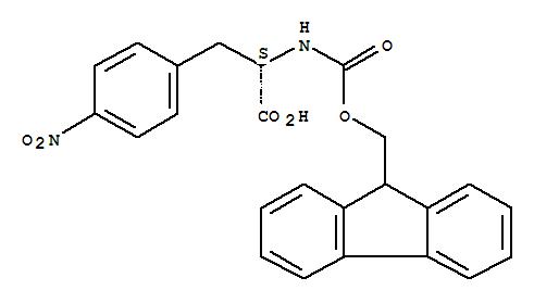 Fmoc-4-nitro-L-phenylalanine(95753-55-2)
