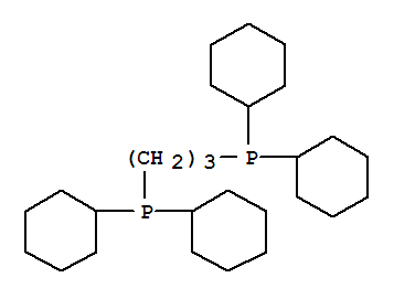 Dicyclohexyl(3-dicyclohexylphosphanylpropyl)phosphane