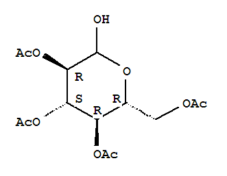 High quality 2,3,4,6-Tetraacetate-D-Glucopyranose supplier in China