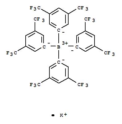 Potassium tetrakis[3,5-bis(trifluoromethyl)phenyl]borate