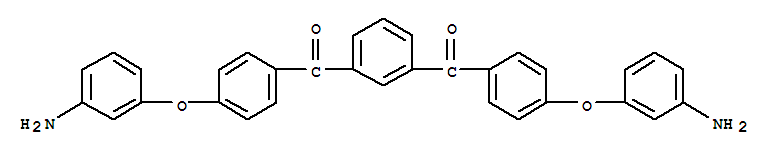 High quality 1,3-Bis[4-(3-aminophenoxy)benzoyl]benzene supplier in China