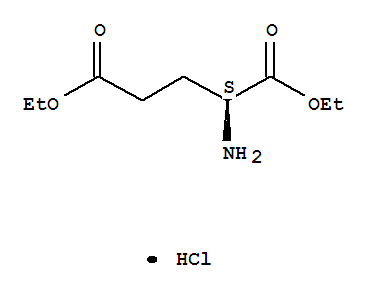 Diethyl (2s)-2-aminopentanedioate;hydrochloride