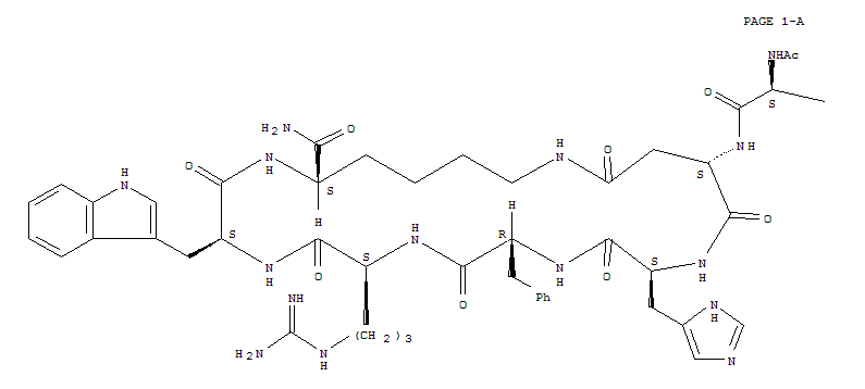 High quality Melanotan II supplier in China