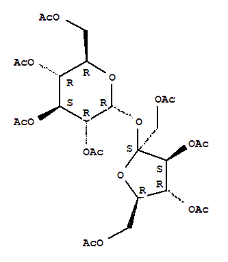 Sucrose octaacetate suppliers in China