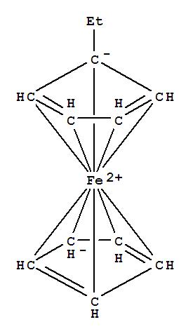 Molecular Structure of 1273-89-8 (Ferrocene, ethyl-)
