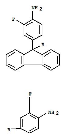 9,9-Bis(3-fluoro-4-aminophenyl)fluorene