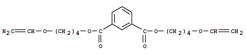 Bis (4-vinyl oxy butyl) isophthalate
