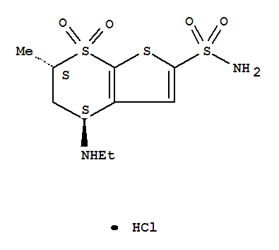 Dorzolamide hydrochloride(130693-82-2)