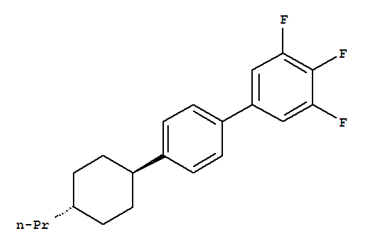 4'-(trans-4-Propylcyclohexyl)-3,4,5-trifluorobiphenyl product picture