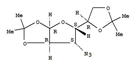 3-Azido-3-deoxy-1,2:5,6-Di-O-isopropylidene-alpha-D-glucofuranose