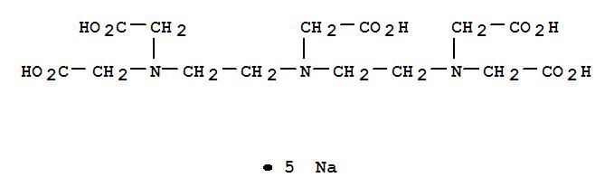 Pentasodium DTPA(140-01-2)