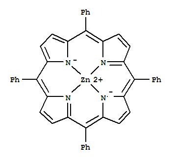 Zinc meso-tetraphenylporphine cas:14074-80-7