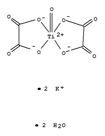 Potassium bis(oxalato)oxotitanate(IV) dihydrate, 99%