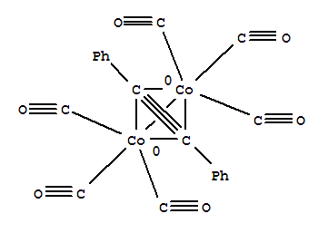 Diphenylacetylene Structure
