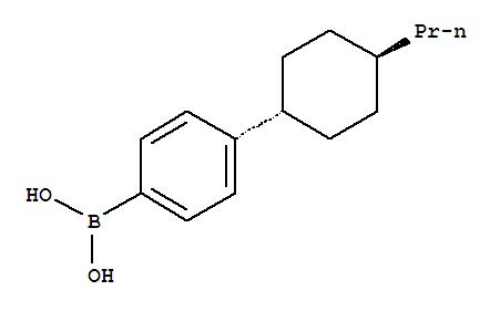 Boronic acid,[4-(trans-4-propylcyclohexyl)phenyl]- product picture