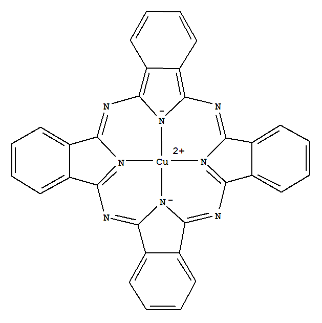 Copper phthalocyanine(147-14-8)